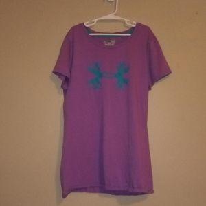 Under armour women's tee shirt